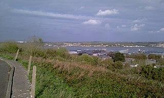Pembroke Dockyard former Royal Navy dockyard in Pembroke Dock, Pembrokeshire, Wales