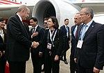Llegada de Recep Tayyip Erdogan, presidente de Turquía (46053074512).jpg