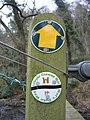 Llwybr Clawdd Wat-Wat's Dyke Way - geograph.org.uk - 325011.jpg