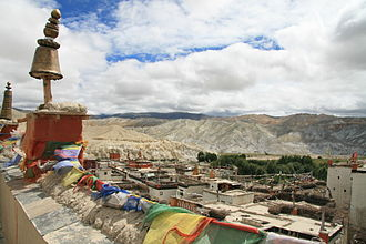 Upper Mustang - Lo Manthang