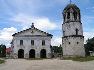 Loay, Bohol - Image: Loaychurch