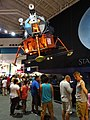 Lobby of Johnson Space Center - Houston - Texas - USA (20380026062).jpg
