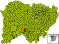 Localización municipio el cabaco en provincia salamanca.jpg