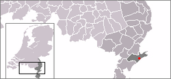 Location of ولودروپ