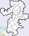 Location map Chelyabinsk Oblast.png