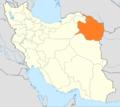Locator map Iran Razavi Khorasan Province.png