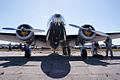 Lockheed L-12A Electra Junior NC2072 BelowNose TICO 13March2010 (14412820530).jpg