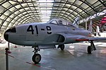 Lockheed T-33A Shooting Star E.15-51 41-8 Spanish Air Force (8440751283).jpg