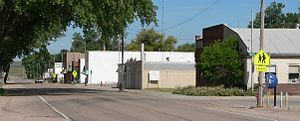Lodgepole, Nebraska - Image: Lodgepole, Nebraska Sheldon 1