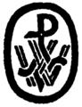 Logo - Wydawnictwo Polskie - W sercu dzungli 1935.png