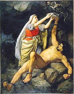 loke nordisk mytologi