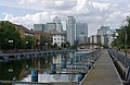 London MMB «N4 Millwall Dock.jpg