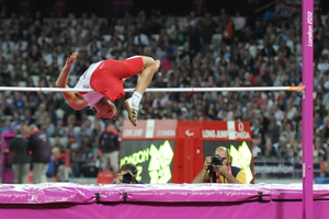 Athletics at the 2012 Summer Paralympics – Men's high jump - Image: London Paralympic Games 2012 by Ilgar Jafarov 7