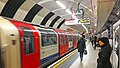London Underground 1992 Stock at Shepherd's Bush.jpg
