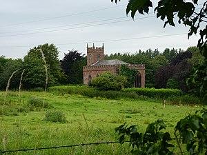 Longford, Newport - Image: Longford Church (geograph 3094736)