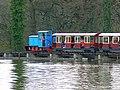 Longleat railway, Longleat Safari Park, Wiltshire - geograph.org.uk - 763382.jpg