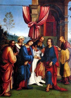 Mary and Joseph (