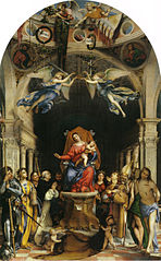 Martinengo Altarpiece