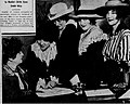 Los Angeles women enlisting in the Navy League, 1916.jpg