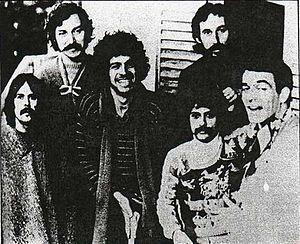 Chilean rock - Los jaivas