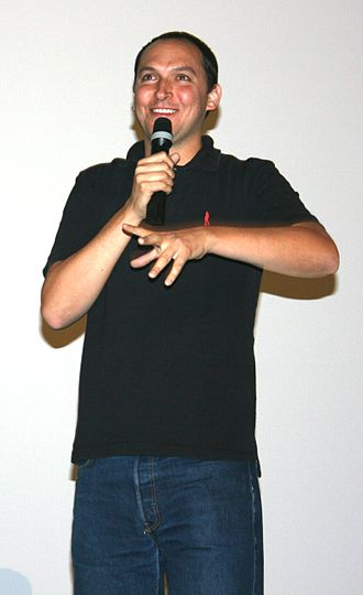The Incredible Hulk (film) - Louis Leterrier promoting the film in Paris in July 2008.