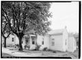 Louis Powell House, Second Avenue and Maple Street, Oakland, Douglas County, OR HABS ORE,10-OAK,1-2.tif