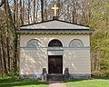 Louisen-Mausoleum im Schlosspark in Ludwigslust IMG 1932.jpg
