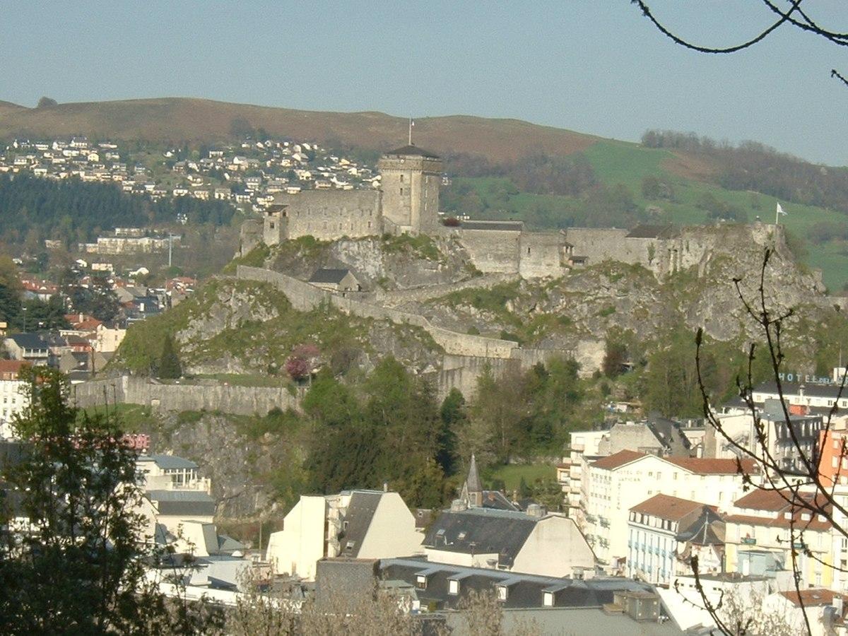 Chateau Fort De Lourdes Wikipedia
