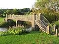 Lovely concrete bridge near Merthyr Mawr Bridgend Wales - panoramio.jpg