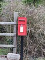 Lover Post Box - geograph.org.uk - 1709241.jpg