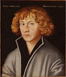 Lucas Cranach the Elder: Q63090841