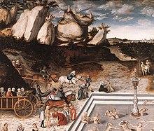 Cranach Jungbrunnen