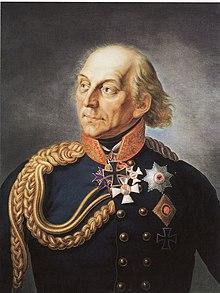 Ludwig Yorck von Wartenburg (Quelle: Wikimedia)