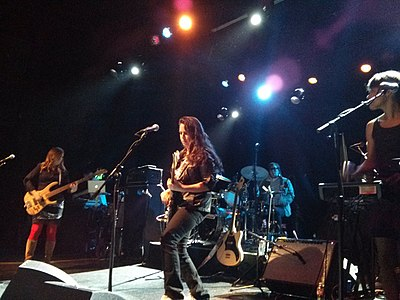 Picture of a band or musician: Luscious Jackson