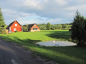 Lutepää - Image: Lutepää July 2016