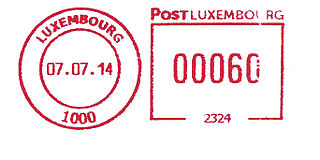 Luxembourg stamp type D6.jpg
