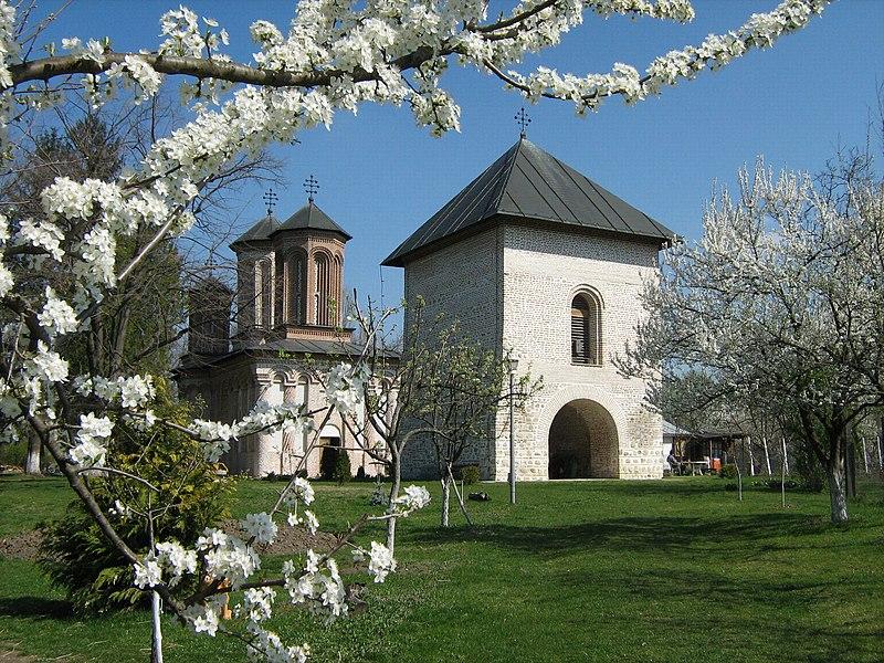 Fișier:Mânăstirea Snagov.jpg