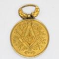 Médaille de la Loge de la Parfaite Amitié A l'Orient de Bruxelles Revers.jpg