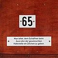 Münster, Stadthaus 3, Straßenbahn -- 2018 -- 0981.jpg