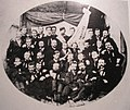 Měšťanská beseda in Třebíč about year 1900.jpg