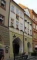 Měšťanský dům U Teplých, U modrého lva (Staré Město), Praha 1, Havelská 507 a 506, Staré Město.JPG
