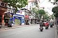 Một góc đại lộ Hồ Chí Minh, đoạn gần đại lộ Trần Hưng Đạo, thành phố Hải Dương, tỉnh Hải Dương.jpg
