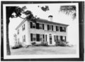 MAIN FACADE - Jones-Hilton House, Alna, Lincoln County, ME HABS ME,8-ALNA,3-1.tif