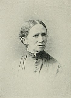 Mary H. Graves American minister, literary editor, writer
