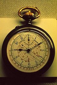 1d9bb4db9 كرونوغراف - ويكيبيديا، الموسوعة الحرة