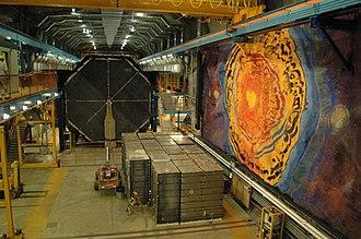 Soudan Underground Mine State Park - MINOS Detector