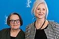 MJK32639 Agnieszka Mandat and Agnieszka Holland (Pokot, Berlinale 2017).jpg