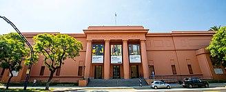 Museo Nacional de Bellas Artes (Buenos Aires) - Image: MNBA fachada