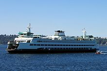 Washington State Ferries - Wikipedia