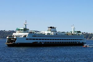 Washington State Ferries - Washington State Ferry Tacoma